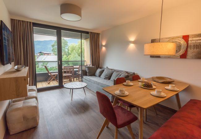 Apartment in Zell am See - SR, Top 12 - Ap. 60m² mit 2 SZ, Balkon 9m²