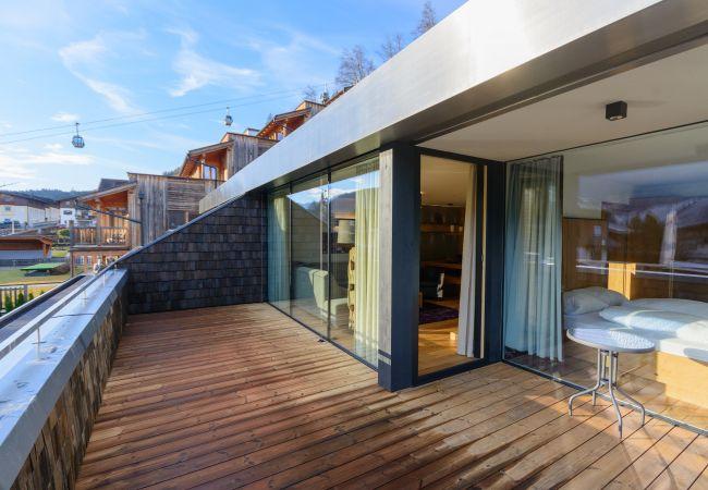Ferienwohnung in Neukirchen am Großvenediger - Top 4, Ap. mit 3 SZ, 105m² mit eigener Sauna