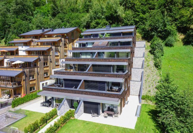 Ferienwohnung in Neukirchen am Großvenediger - Top 8, Ap. mit 3 SZ & eigener SAUNA
