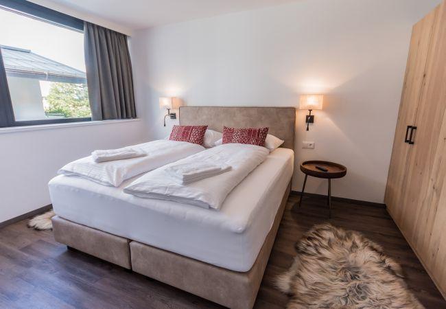 Ferienwohnung in Zell am See - SR, Top 3 - Ap. 100m² mit 3 SZ, Terrasse 24m²