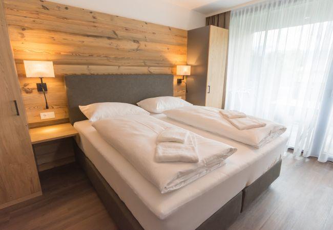 Ferienwohnung in Zell am See - SR, Top 5 - Ap. 86m² mit 2 SZ, Terrasse 37 m²