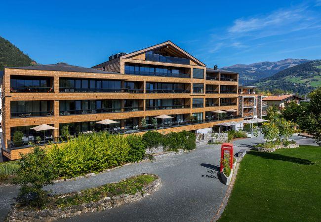 Ferienwohnung in Zell am See - SR, Top 9 - Ap. 87m² mit 2 SZ, Balkon 18m²