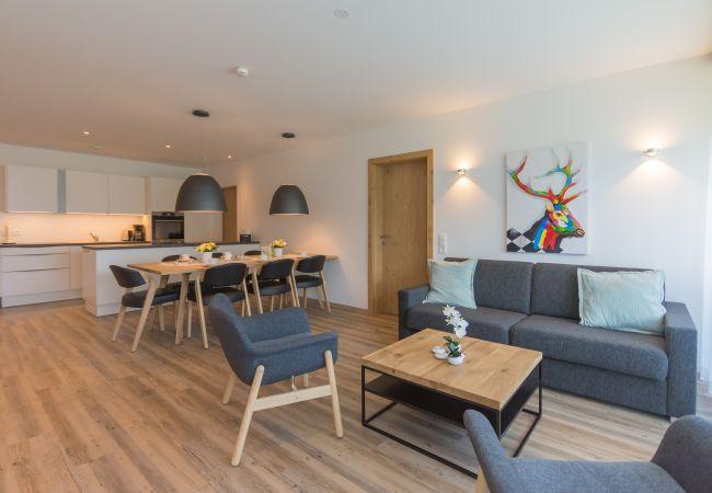 Ferienwohnung in Zell am See - SR, Top 10 - Ap. 86m² mit 2 SZ, Balkon 14m²