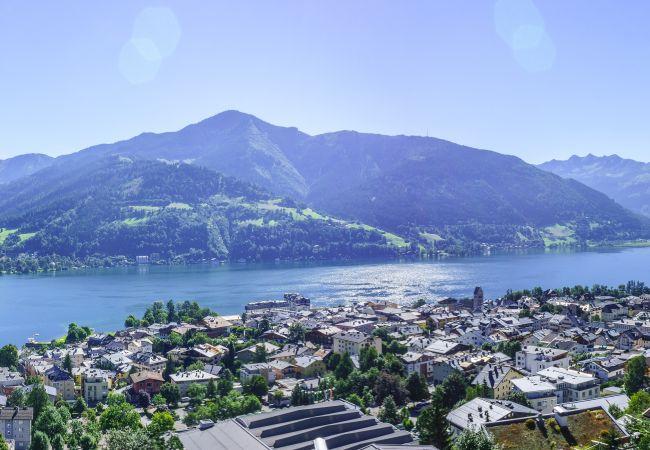 Ferienwohnung in Zell am See - SR, Top 12 - Ap. 60m² mit 2 SZ, Balkon 9m²