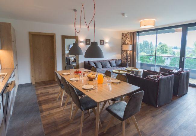 Ferienwohnung in Zell am See - SR, Top 14 - Ap. 87m² mit 2 SZ, Balkon 18m²