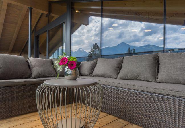 Ferienwohnung in Zell am See - SR, Top 18 - Ap. 130m² mit 4 SZ, Terrasse & Balkon