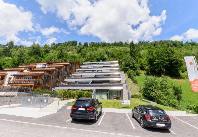 Ferienwohnung in Neukirchen am Großvenediger - Top 3 - Ap. mit 2 SZ, 76m², gr. Sonnenterrasse